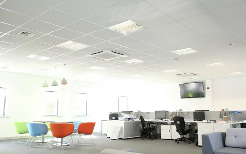 Office Partition Suspended Ceiling
